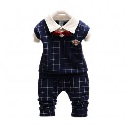 Plaid Clothing for Babies