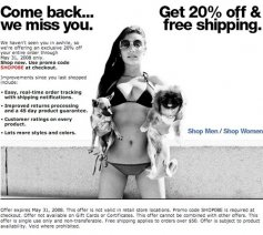 American Apparel – 20% Off 3