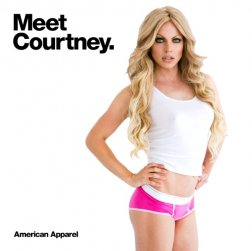 Courtney is from Sydney