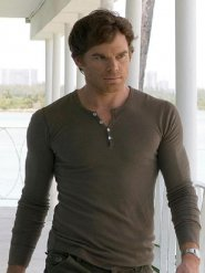 Michael C Hall as Dexter in