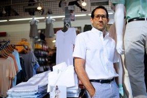 American Apparel CEO Dov