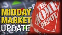 Home Depot Offsets Walmart;