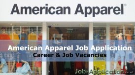 American Apparel job