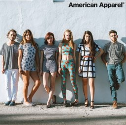 American Apparel launches