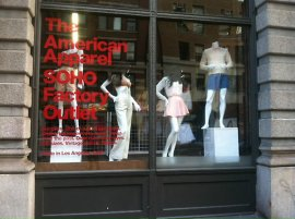 American Apparel on Twitter: