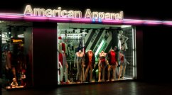 American Apparel Store Finder