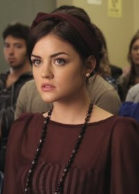 Aria Montgomery and American