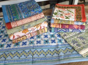 Cotton tablecloths to