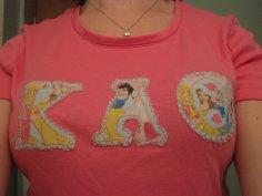 Greek Letter Shirts American
