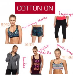 Cotton On Workout Activewear