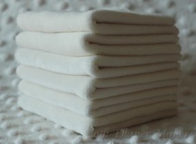 Organic Bamboo Velour Cloth