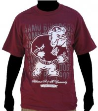 Alabama A&M - t-shirt
