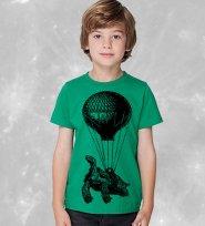 Kids Hot Air Balloon T-Shirt