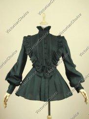 Ladies Victorian Gothic Black