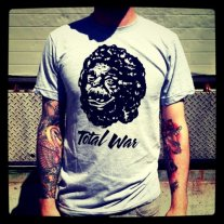 Total War shirts available NOW