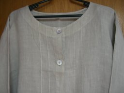 Sage linen Hot Cotton by Marc