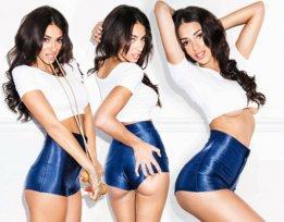 Shorts: hot pants - Wheretoget