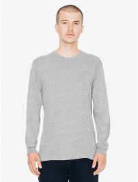 Tri-Blend Crewneck Long Sleeve