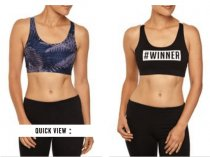 Cotton On Sports Bra Crop Top