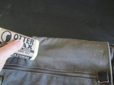 how to wax gear applying otter wax to canvas bag