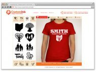 it is easy & Fun to create Your Personalized tees Online