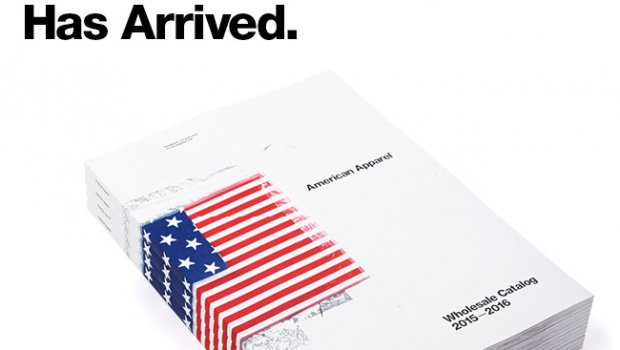 American Apparel wholesale Catalog