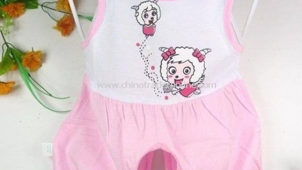 Baby cotton clothes