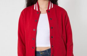 American Apparel Baseball Jackets