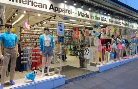 American Apparel Berlin