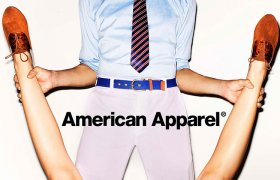 American Apparel business