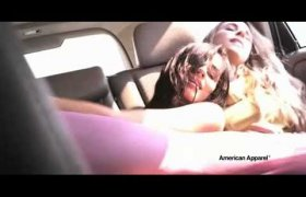 American Apparel Commercial