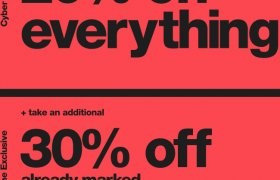 American Apparel Cyber Monday