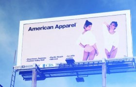 American Apparel Delivery