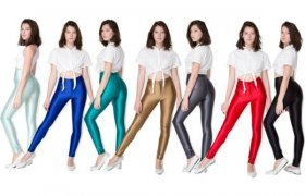 American Apparel Disco pants Size Guide