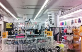American Apparel Factory Store