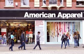 American Apparel going out of business