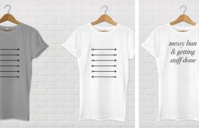 American Apparel graphic Tees