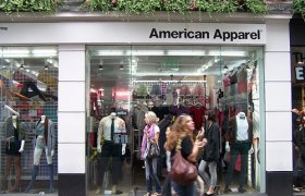 American Apparel London