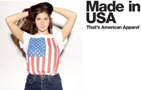 American Apparel Made in USA
