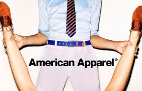 American Apparel marketing