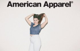 American Apparel Oxford ST