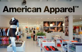 American Apparel retailer Inc