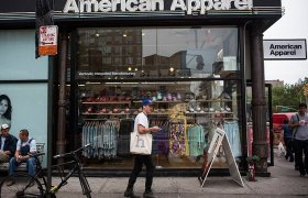 American Apparel Sizing UK