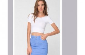 American Apparel Skirts