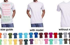American Apparel t Shirt Templates