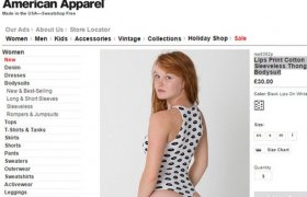 American Apparel UK