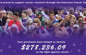 American Cancer Society Apparel