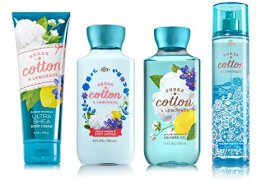 Bath and Body Works Cotton