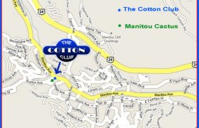 Cotton Club clothing website