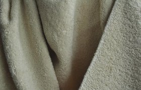 Cotton Terry Cloth fabric